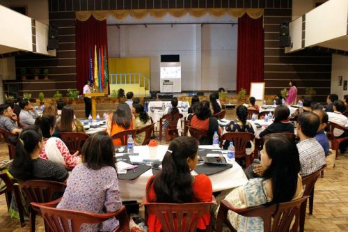 Teachers' workshop